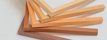 巾木(天然木突板)